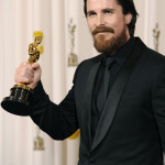 Congrats! Christian Bale Nominated For An Academy Award: Performance By An Actor In A Supporting Role For 'The Big Short'