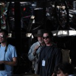 Christian (and Malick) At Austin City Limits Music Festival [September 16th, 2011]
