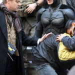 Batman & Bane Battle [November 5th, 2011]