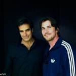 Christian At David Copperfield's Show [November 20th, 2011]