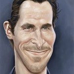 Jaume Cullell's Caricature Of Christian Bale [pic & video]