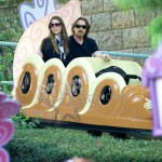 More Photos From The Bale Family's Visit To Disneyland [March 24th, 2012]