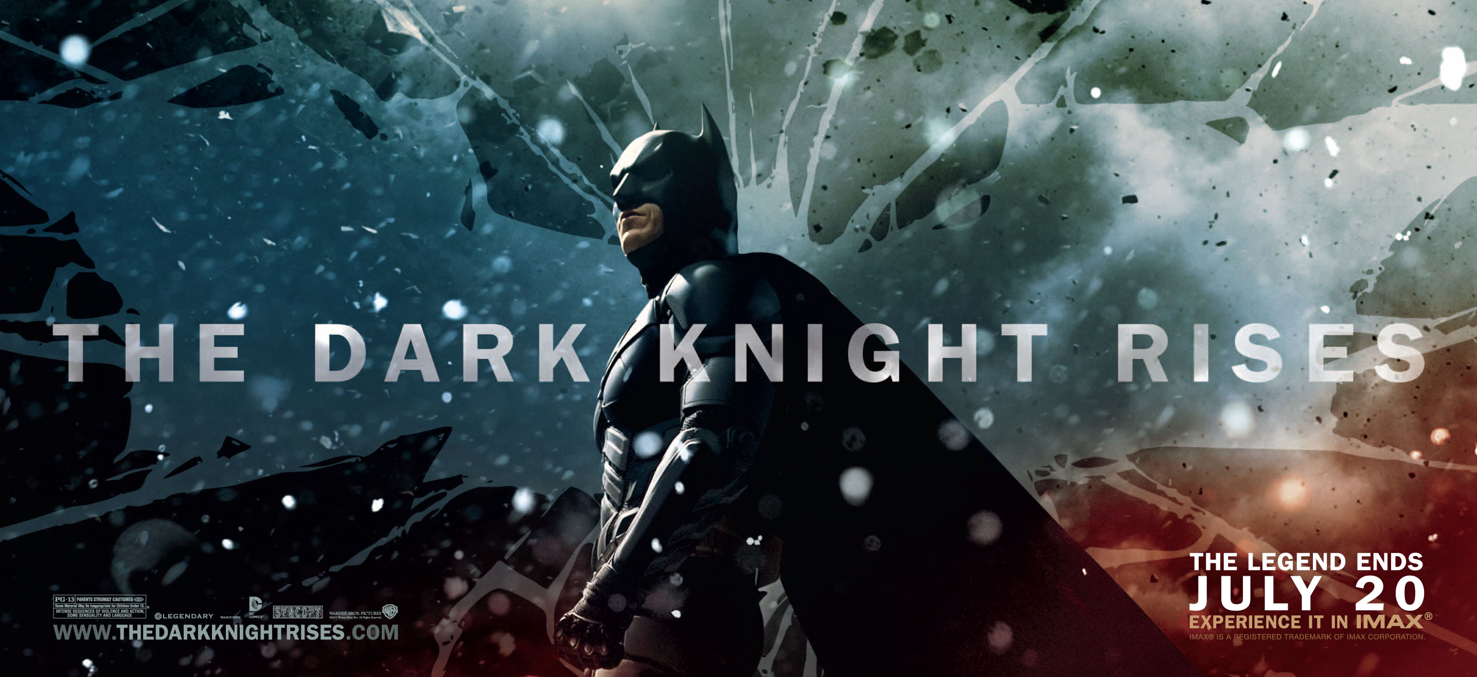 Yet Another Banner For The Dark Knight Rises