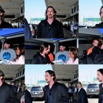 Christian Arriving At LAX [May 19th, 2012] | Part I