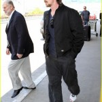 Christian Arriving At LAX [May 19th, 2012] | Part II