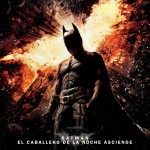 'The Dark Knight Rises' Mexican Poster