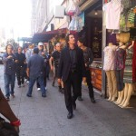 Two Photos & A Video From The Filming Of 'The Knight Of Cups' [June 18th, 2012]