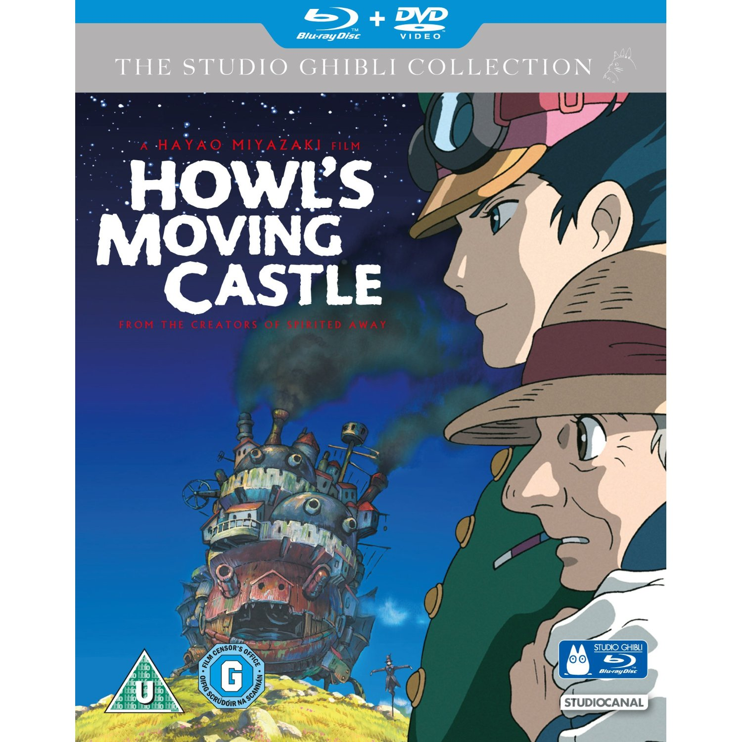 howls moving castle full movie