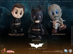 Hot Toys Presents The Dark Knight Trilogy Cosbaby Series