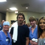 More Info & Pics Of Christian Bale's Visit To Aurora