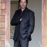 Christian Bale Filming 'Knight Of Cups' [July 10th, 2012]