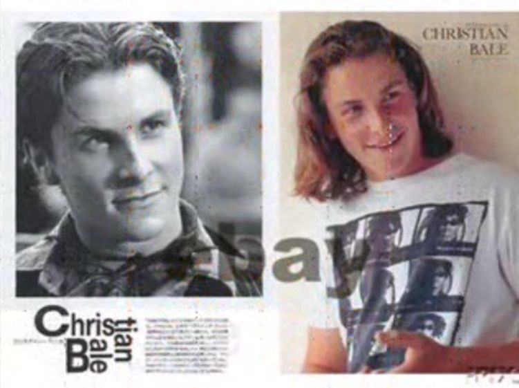 christian bale teen01 Blast From The Past: Young Christian Bale