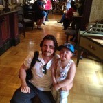Christian Bale Meets Jayden