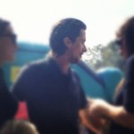 Christian Bale Spotted In Brentwood High School [October 21st, 2012]