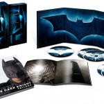 'The Dark Knight Trilogy' Blu-ray Edition [USA Version]