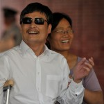 Chen Guangcheng Honored By The Human Rights Organization Tonight