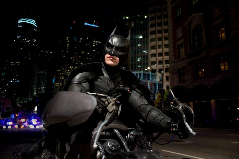 The Dark Knight Rises Sortlist For Visual Effects