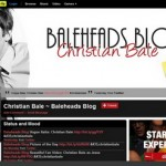 New Updated Layout For Baleheads Blog On MySpace
