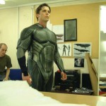 Blast From The Past: Batman Begins Backstage Photo