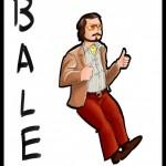 Christian Bale As Irving Rosenfeld FanArt