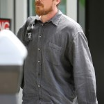 Christian Bale Out & About In Santa Monica (August 1st, 2013)