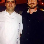 Christian Bale At 'La Costa' Restaurant In El Ejido, Almería (October 21st, 2013)