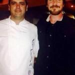 Christian Bale At 'La Costa' Restaurant In El Ejido, Almería (October 21st, 2013)