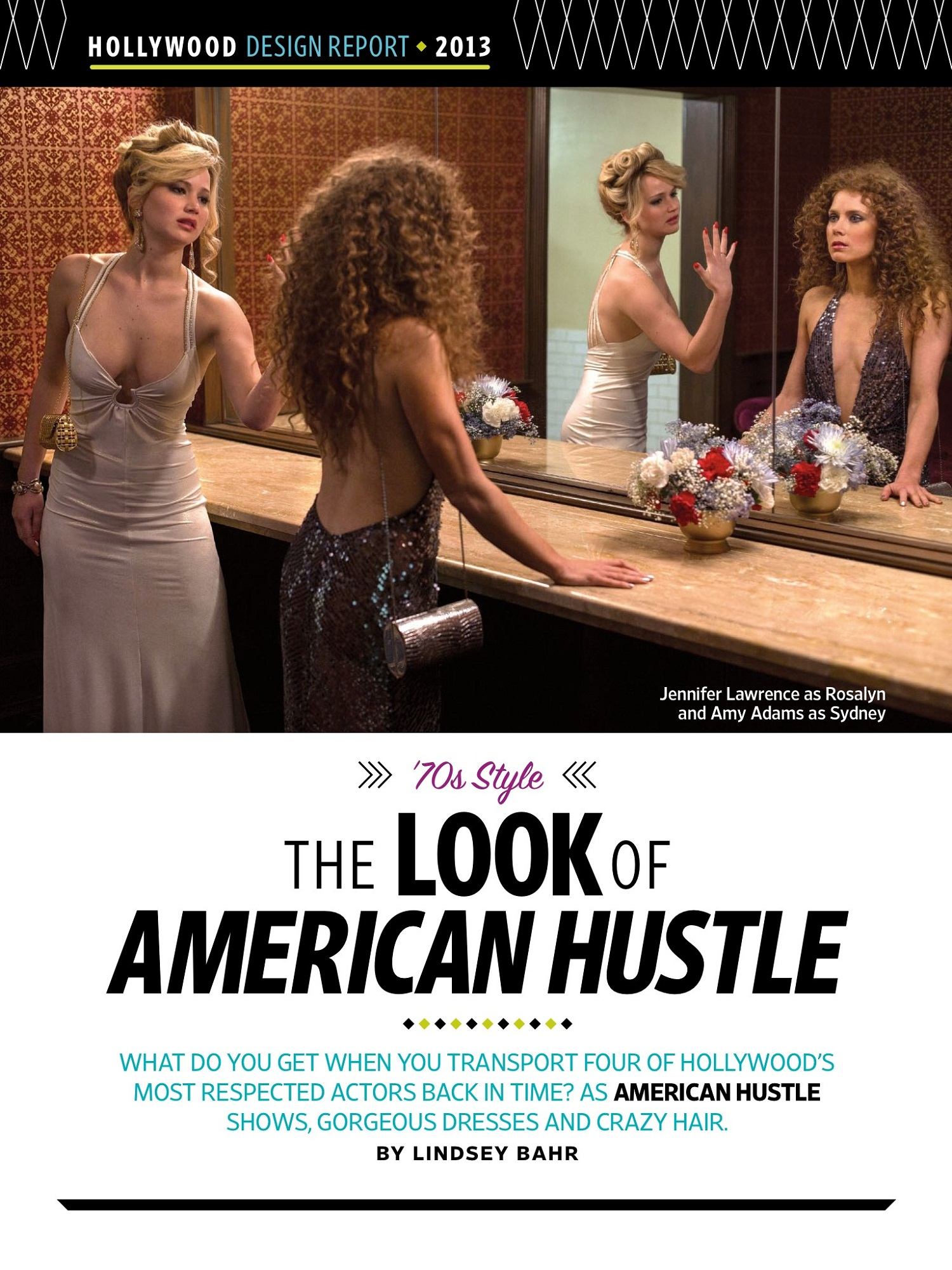 ew 22 nov 2013 001 Entertainment Weekly: The Look Of American Hustle (Scans)