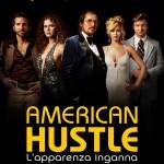 Poster Italiano Per 'American Hustle'