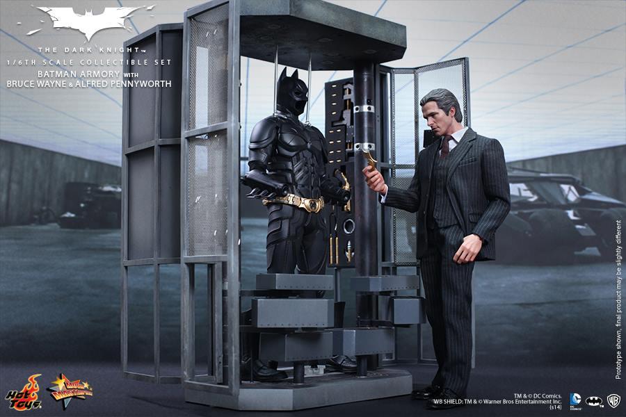 The Dark Knight: Batman Armory