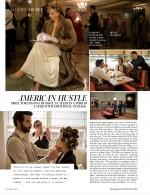 'American Hustle' In W Magazine USA December 2013/January 2014