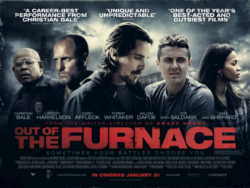 out of the furnace poster uk