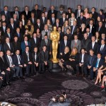 The Oscar Nominees 2014 Class Photo