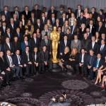 The Oscar Nominees 2014 Class Photo