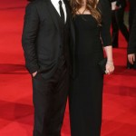 Mr. & Mrs. Bale @ The BAFTAs Tonight