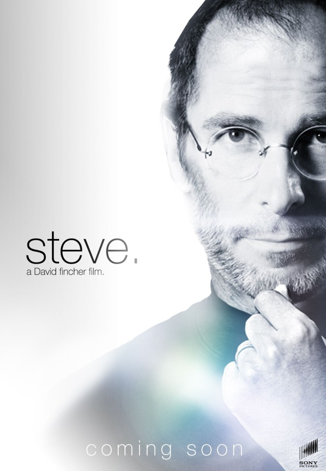 CB As Steve Christian Bale As Steve Jobs Fan Made Poster