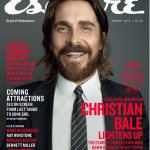 Christian Bale Is Esquire's January Cover Star