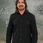 Christian Bale In 'Exodus' Photo Call in Madrid
