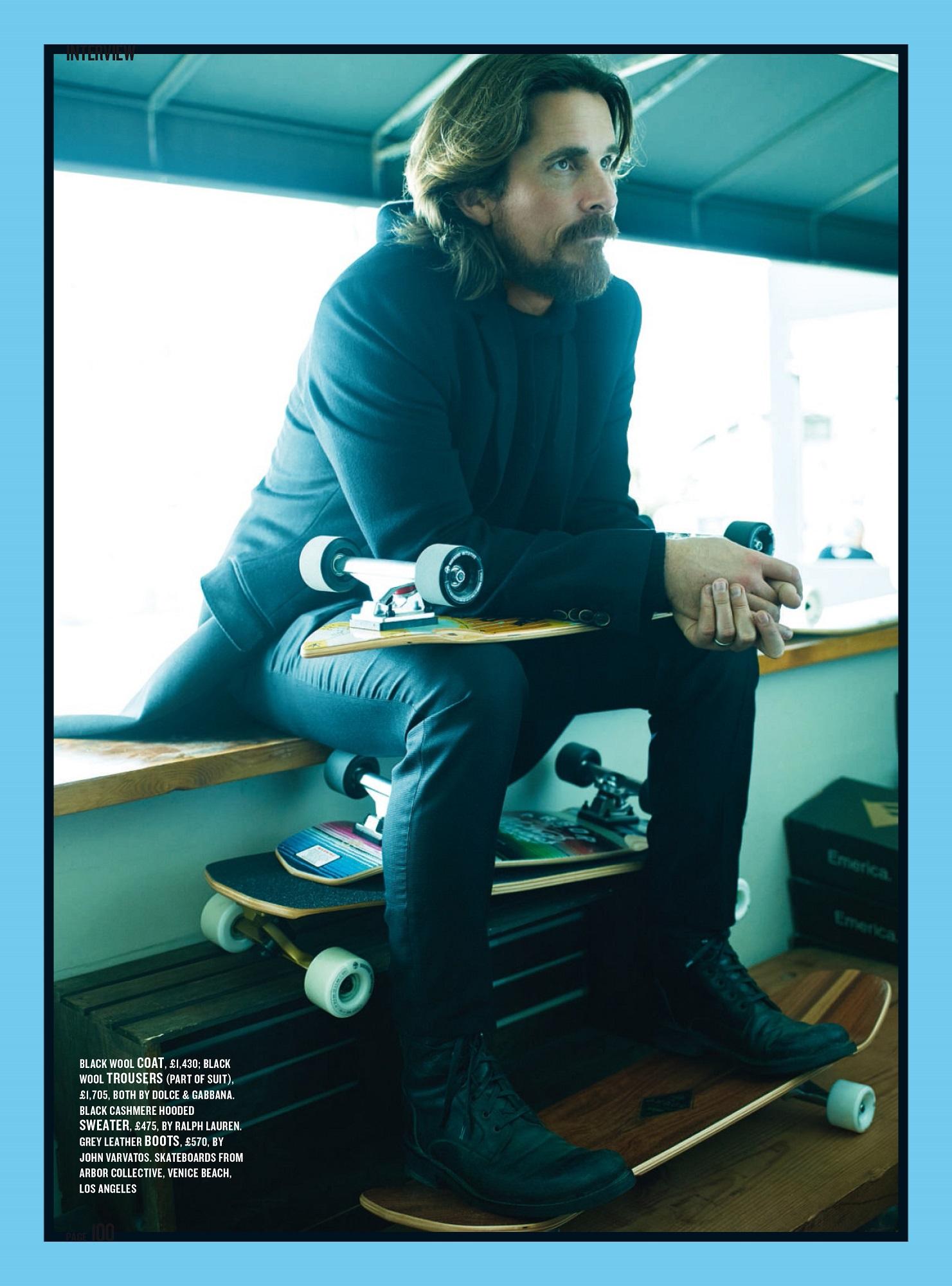 Esquire UK - January 2015