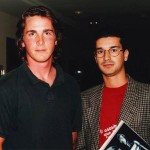 Blast From The Past: Christian Bale With José Carlos Fdez