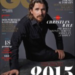 Christian Bale In GQ Germany (January 2015 Issue) + The Photos By Lorenzo Agius