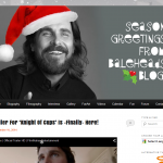 New Festive Look For Baleheads Blog!