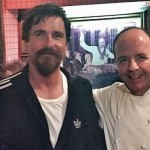Christian Bale At The Restaurant 'Mesón de Cándido', Segovia (September 15th, 2015)