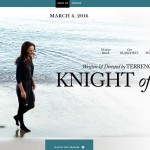 New Trailer & Website Launch For 'Knight Of Cups'