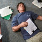 Christian Bale Stills From 'The Big Short'