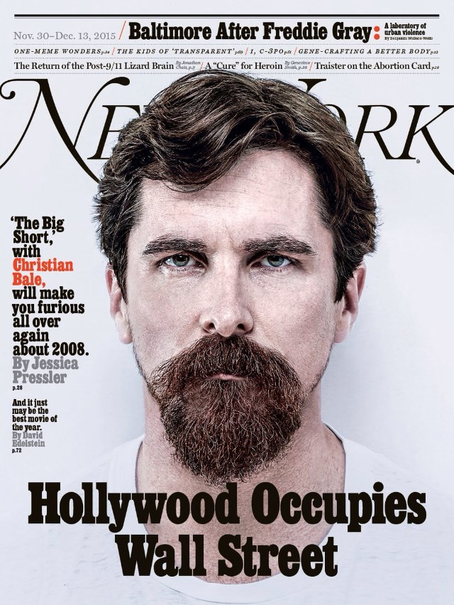 The Big Short - NY magazine article 11-30-15