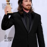 The Golden Globes Nominees Announced ~ Christian Bale Nominated!