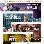 Promo Poster For 'The Big Short' Golden Globe Noms