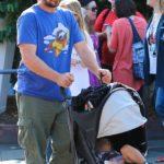 The Bale Family @ Disneyland Yesterday